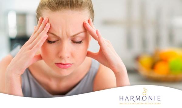 El estres afecta la piel