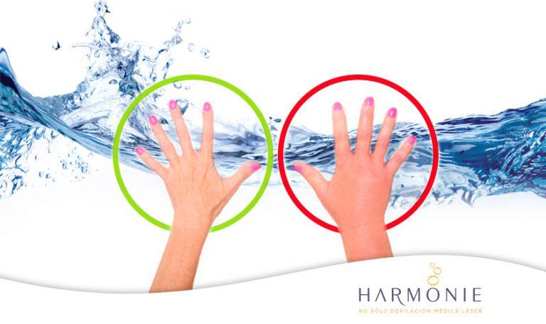 Como prevenir retención de líquidos, Harmonie