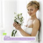 4 formas para aumentar el pecho para tu boda